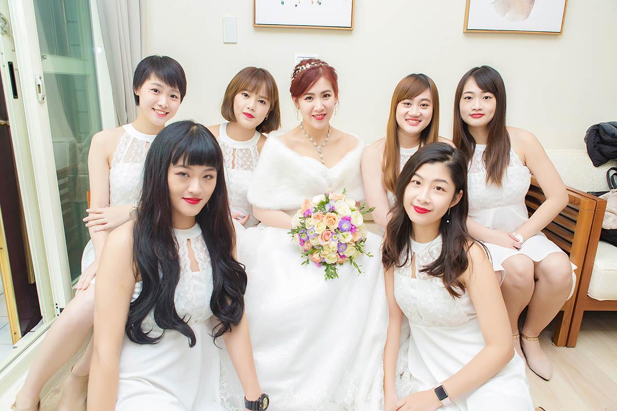 伴娘服,婚禮紀錄,婚禮攝影,婚禮習俗,推薦婚攝