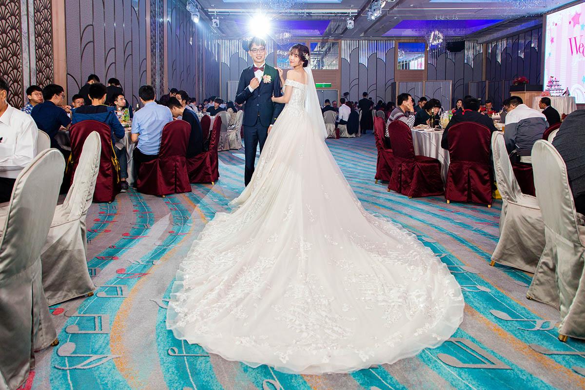 婚禮攝影,漢來大飯店巨蛋會館